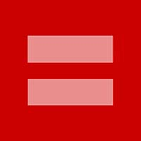 Wear red or you don't support marriage equality?