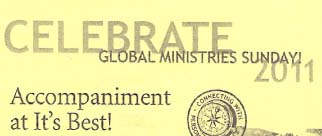 Accompaniment at It's Best, an example of the new possessive it from Global Ministries